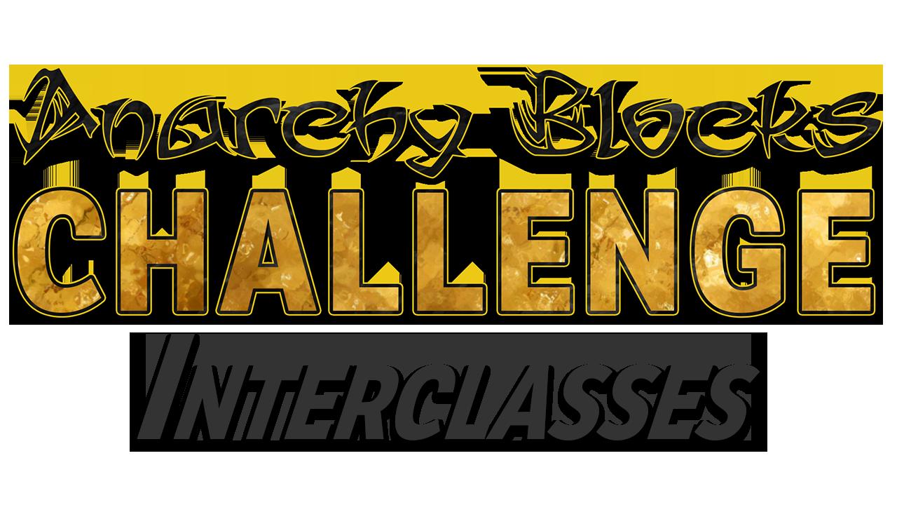 Anarchy Blocks Challenge Interclasses Logo