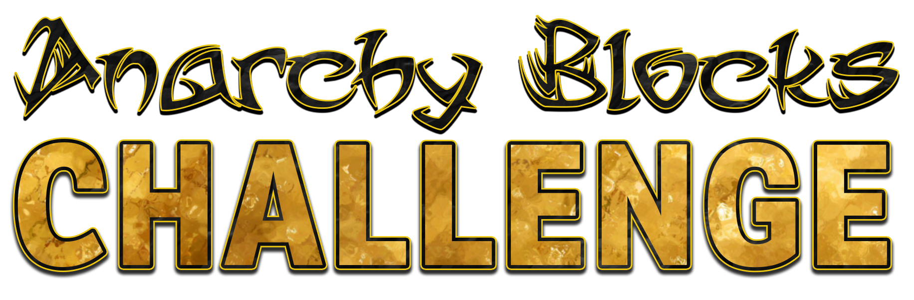 Anarchy Blocks Challenge Logo